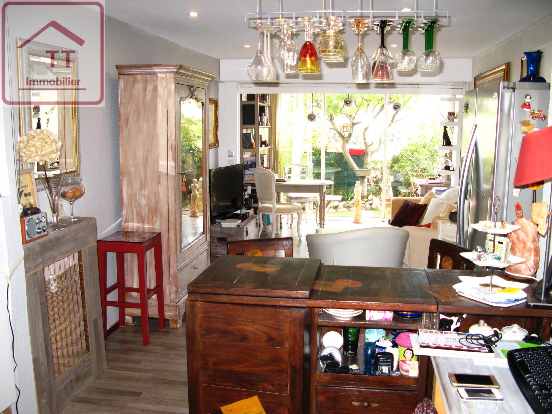 Offres de vente Rez de jardin Le Cannet (06110)